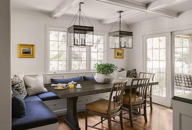 Chỉ cần sắp xếp ghế banquette theo cách này là sẽ có không gian sống tiết kiệm diện tích - Ảnh 21.