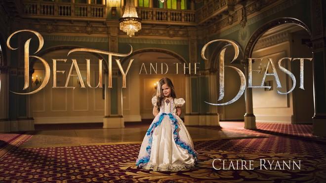 Cô bé 4 tuổi gây sốt với những màn trình diễn nhạc Disney thu hút hàng triệu lượt xem - Ảnh 9.