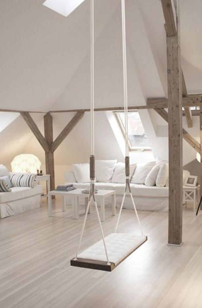 Swing: Ý tưởng thiết kế mà trẻ con hay người lớn đều ao ước được có trong nhà - Ảnh 10.