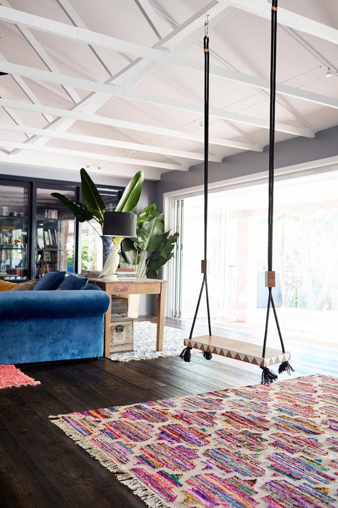 Swing: Ý tưởng thiết kế mà trẻ con hay người lớn đều ao ước được có trong nhà - Ảnh 12.