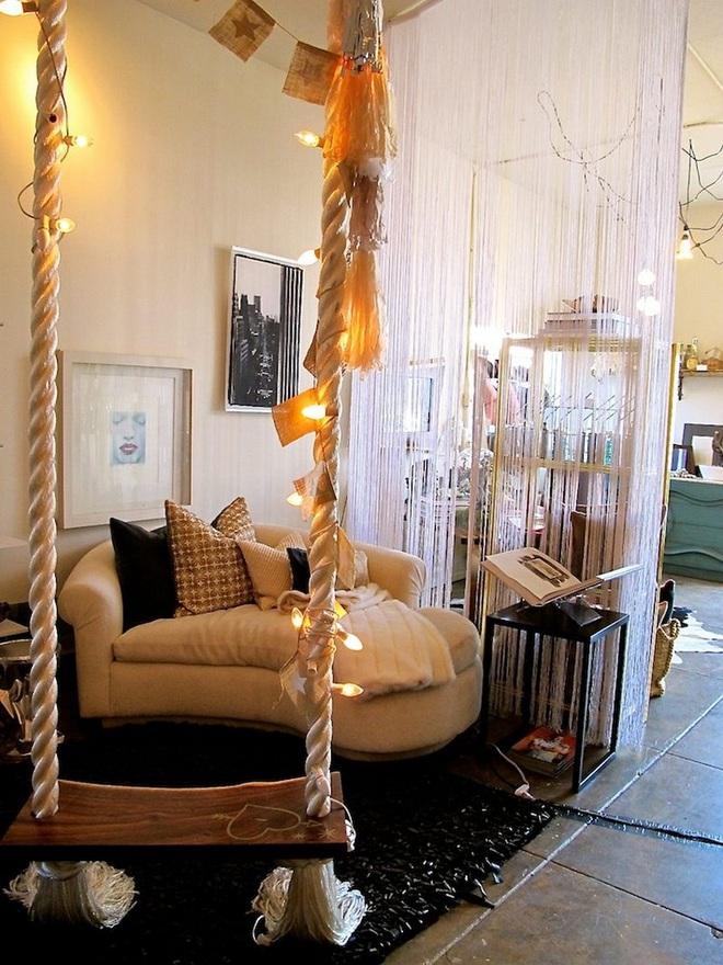 Swing: Ý tưởng thiết kế mà trẻ con hay người lớn đều ao ước được có trong nhà - Ảnh 15.