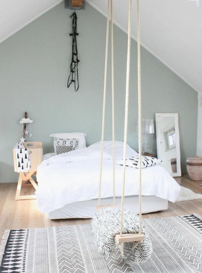 Swing: Ý tưởng thiết kế mà trẻ con hay người lớn đều ao ước được có trong nhà - Ảnh 18.