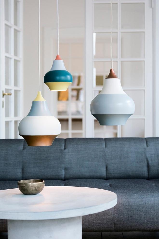 Đèn khí cầu, thiết kế mới lạ nhưng phù hợp để chiếu sáng cho hầu hết không gian trong nhà  - Ảnh 1.