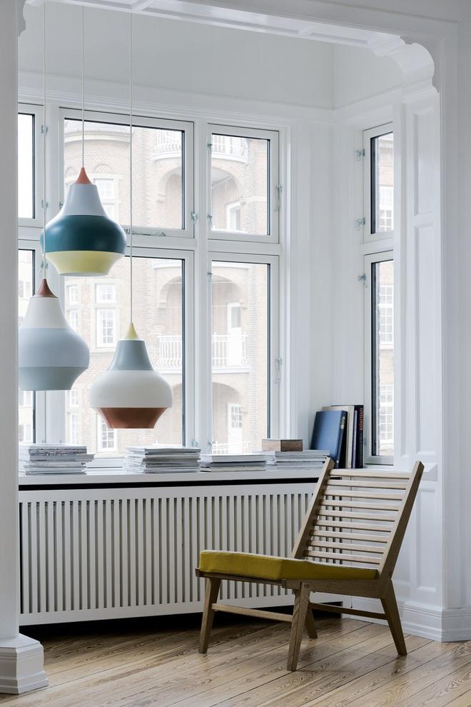 Đèn khí cầu, thiết kế mới lạ nhưng phù hợp để chiếu sáng cho hầu hết không gian trong nhà  - Ảnh 2.