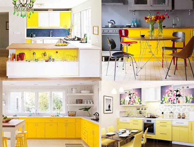Những phòng bếp làm bừng sáng không gian sống gia đình - Ảnh 1.