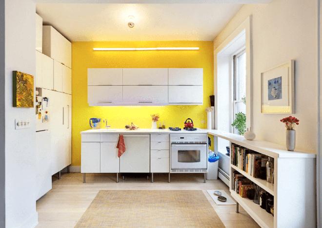 Những phòng bếp làm bừng sáng không gian sống gia đình - Ảnh 2.