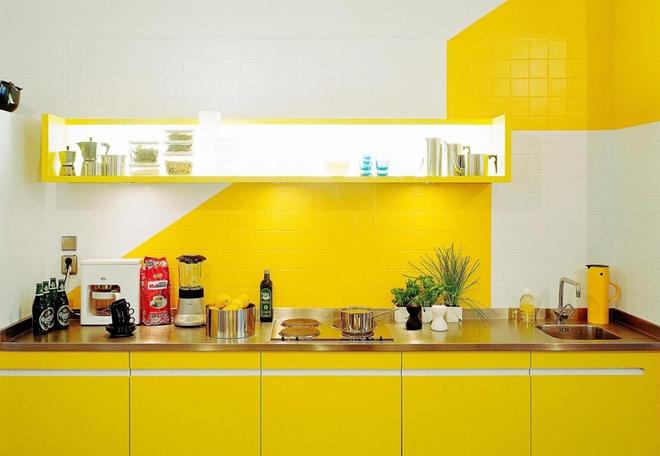 Những phòng bếp làm bừng sáng không gian sống gia đình - Ảnh 3.
