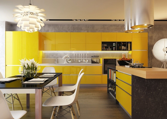 Những phòng bếp làm bừng sáng không gian sống gia đình - Ảnh 6.