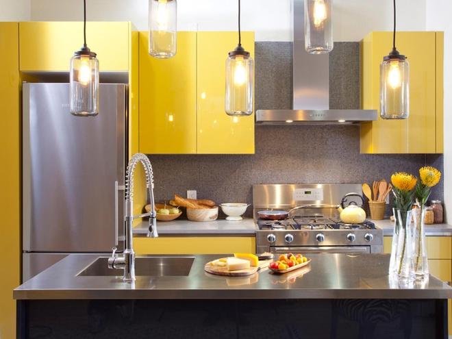 Những phòng bếp làm bừng sáng không gian sống gia đình - Ảnh 9.