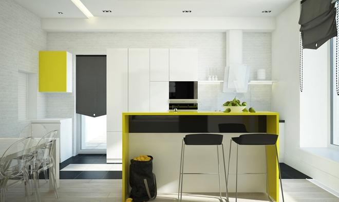 Những phòng bếp làm bừng sáng không gian sống gia đình - Ảnh 11.