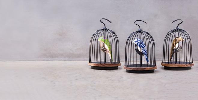 19 mẫu đèn trang trí đẹp lung linh khiến bạn chỉ muốn rinh ngay về nhà - Ảnh 4.