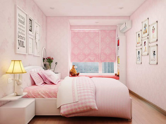 Không gian sống với gam hồng điệu đà toàn tập cho những nàng ưa mơ mộng   - Ảnh 3.