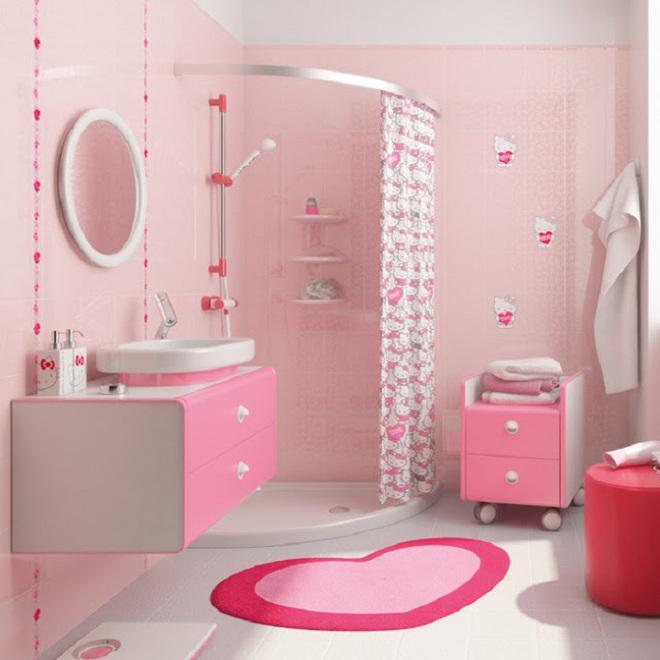 Không gian sống với gam hồng điệu đà toàn tập cho những nàng ưa mơ mộng   - Ảnh 4.