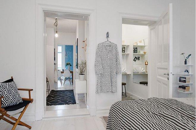 Căn hộ nhỏ xinh chỉ vỏn vẻn 21m² nhưng mỗi góc nhà đều nên thơ đến khó tin - Ảnh 3.