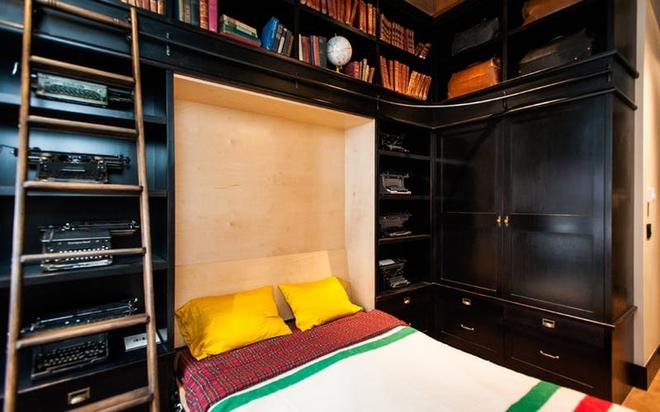 Mách nhỏ những giải pháp ẩn đồ nội thất cho ngôi nhà có diện tích hẹp mà bạn cần phải biết - Ảnh 4.