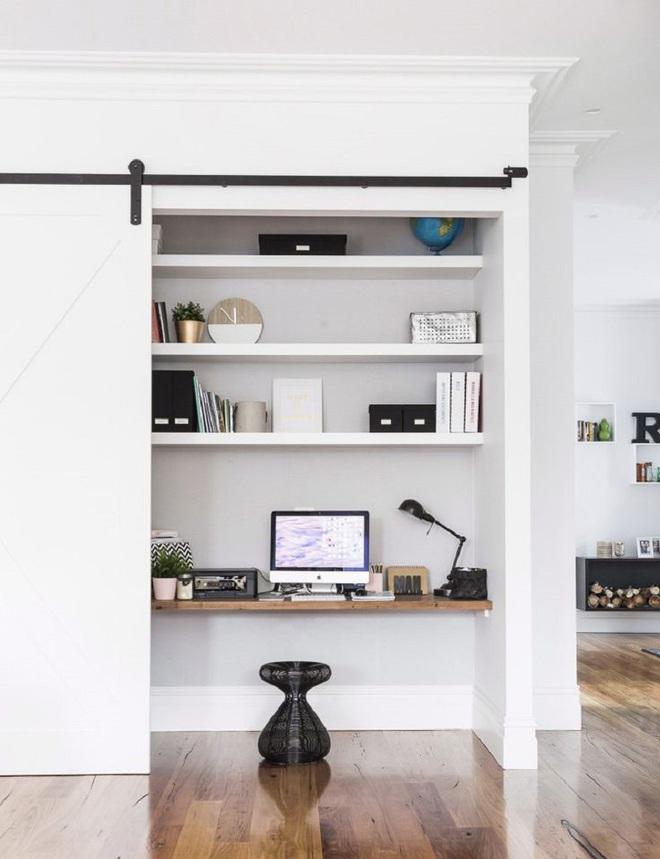 Mách nhỏ những giải pháp ẩn đồ nội thất cho ngôi nhà có diện tích hẹp mà bạn cần phải biết - Ảnh 6.