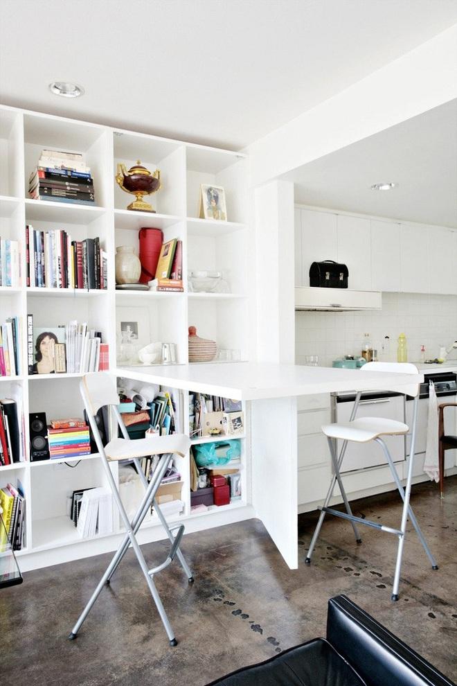 Mách nhỏ những giải pháp ẩn đồ nội thất cho ngôi nhà có diện tích hẹp mà bạn cần phải biết - Ảnh 7.