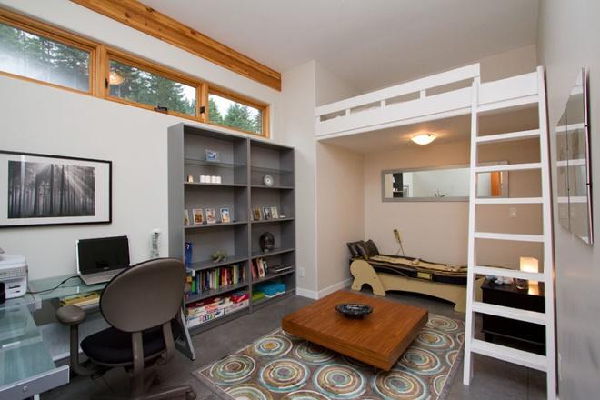 5 ý tưởng siêu tuyệt vời để mở rộng không gian, sắp xếp ngăn nắp cho phòng ngủ nhỏ  - Ảnh 2.