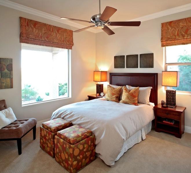 5 ý tưởng siêu tuyệt vời để mở rộng không gian cho phòng ngủ nhỏ  - Ảnh 5.