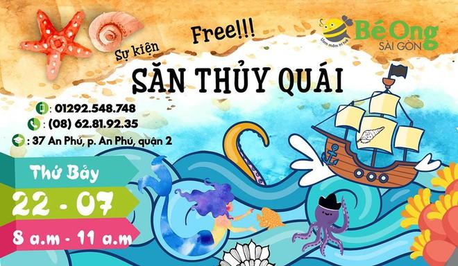 Loạt sự kiện vui, đã mà ý nghĩa ở Hà Nội, Sài Gòn để vui chơi đúng nghĩa chơi cuối tuần - Ảnh 8.