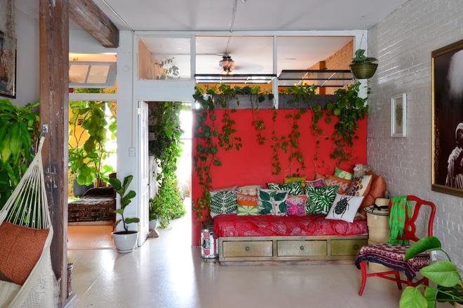 Cô gái độc thân biến căn hộ nhỏ ở chung cư cao tầng của mình thành vườn cây trong phố - ảnh 12