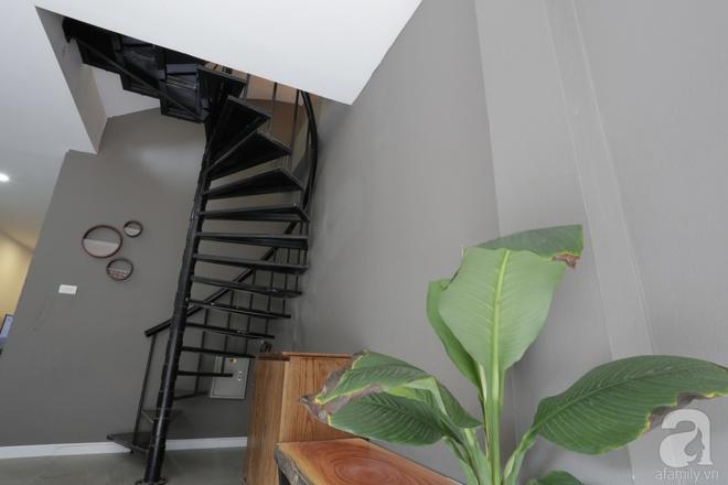Ngôi nhà ống 58m² ở Hà Nội đẹp như nhà ở châu Âu sau khi cải tạo - Ảnh 6.