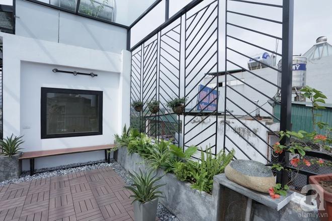 Ngôi nhà ống 58m² ở Hà Nội đẹp như nhà ở châu Âu sau khi cải tạo - Ảnh 26.