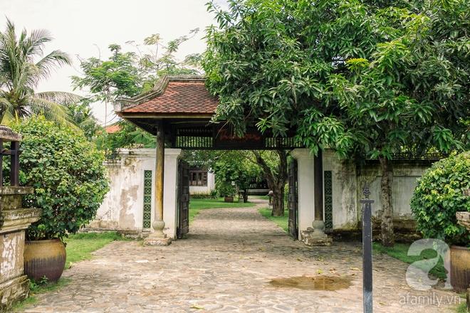 Nhà vườn mang đậm hồn Việt giữa lòng Sài Gòn của Á hậu quý bà Thu Hương - Ảnh 3.