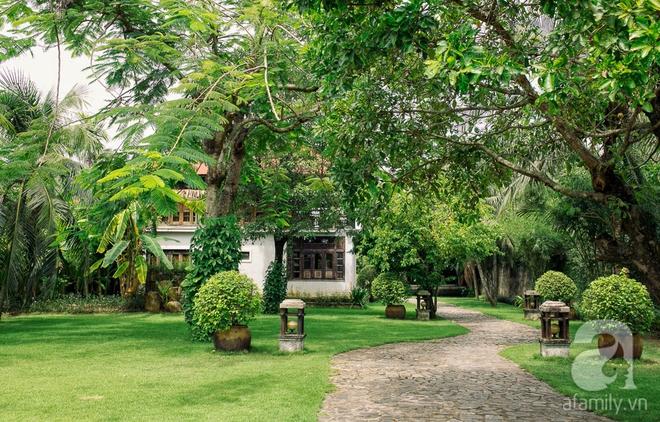 Nhà vườn mang đậm hồn Việt giữa lòng Sài Gòn của Á hậu quý bà Thu Hương - Ảnh 5.