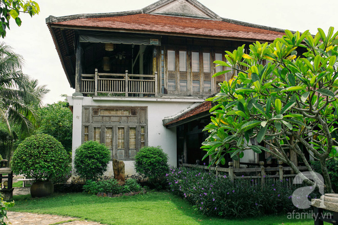 Nhà vườn mang đậm hồn Việt giữa lòng Sài Gòn của Á hậu quý bà Thu Hương - Ảnh 7.