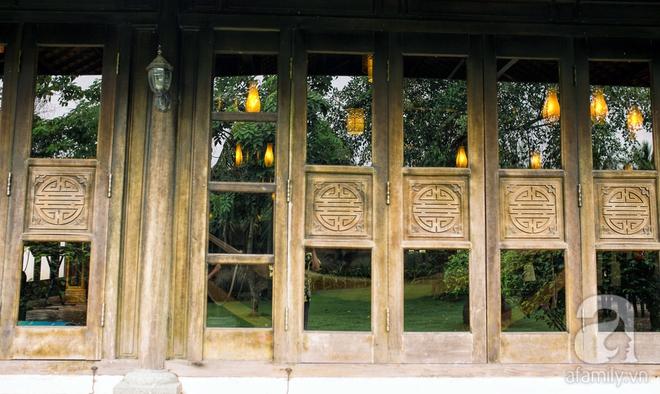 Nhà vườn mang đậm hồn Việt giữa lòng Sài Gòn của Á hậu quý bà Thu Hương - Ảnh 10.