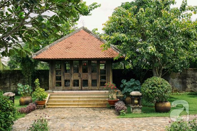 Nhà vườn mang đậm hồn Việt giữa lòng Sài Gòn của Á hậu quý bà Thu Hương - Ảnh 12.
