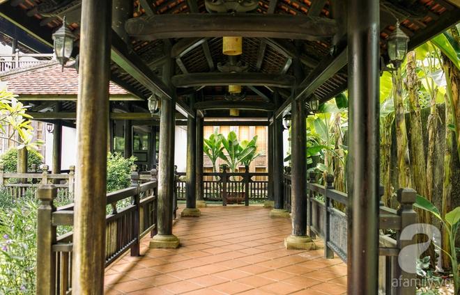 Nhà vườn mang đậm hồn Việt giữa lòng Sài Gòn của Á hậu quý bà Thu Hương - Ảnh 13.