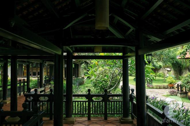 Nhà vườn mang đậm hồn Việt giữa lòng Sài Gòn của Á hậu quý bà Thu Hương - Ảnh 15.