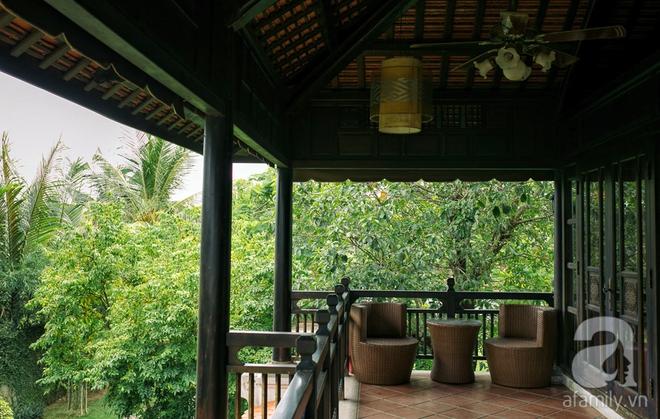 Nhà vườn mang đậm hồn Việt giữa lòng Sài Gòn của Á hậu quý bà Thu Hương - Ảnh 16.