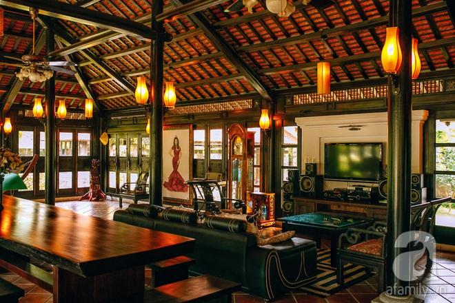 Nhà vườn mang đậm hồn Việt giữa lòng Sài Gòn của Á hậu quý bà Thu Hương - Ảnh 17.
