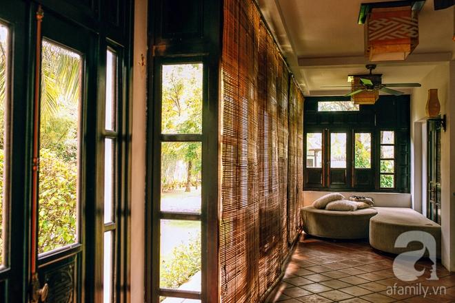 Nhà vườn mang đậm hồn Việt giữa lòng Sài Gòn của Á hậu quý bà Thu Hương - Ảnh 21.