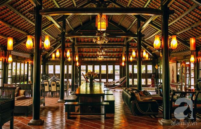 Nhà vườn mang đậm hồn Việt giữa lòng Sài Gòn của Á hậu quý bà Thu Hương - Ảnh 22.