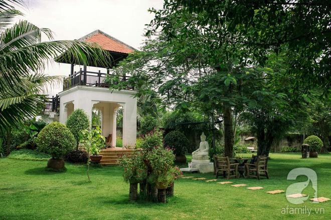 Nhà vườn mang đậm hồn Việt giữa lòng Sài Gòn của Á hậu quý bà Thu Hương - Ảnh 25.