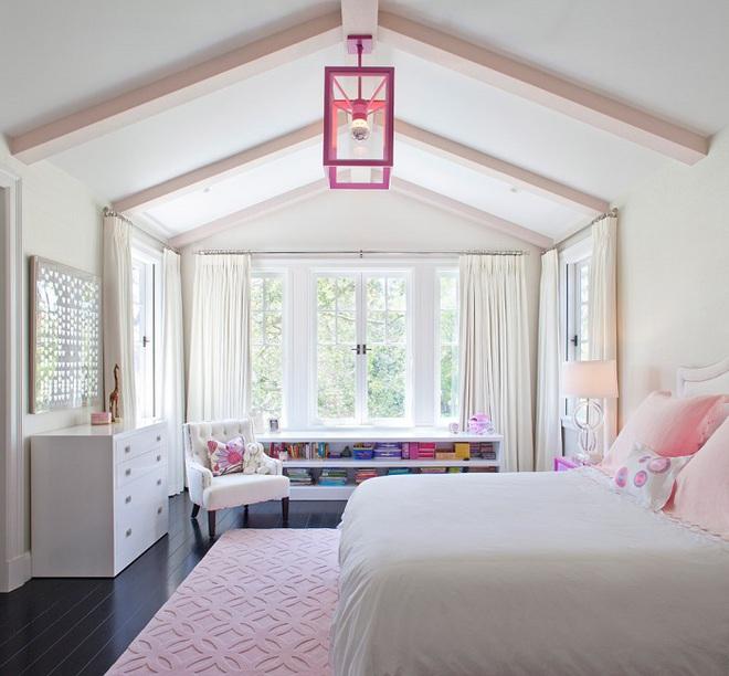 Gợi ý trang trí nhà với gam màu hồng nhạt dịu dàng - Ảnh 15.