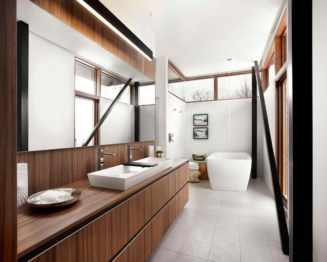 Muốn nhà tắm đẹp chỉ cần sắm một chiếc bồn rửa thế này là đủ - Ảnh 3.