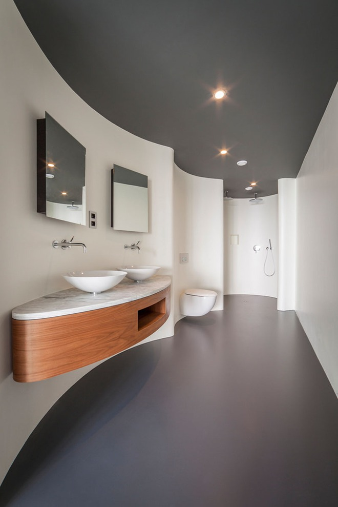Muốn nhà tắm đẹp chỉ cần sắm một chiếc bồn rửa thế này là đủ - Ảnh 16.