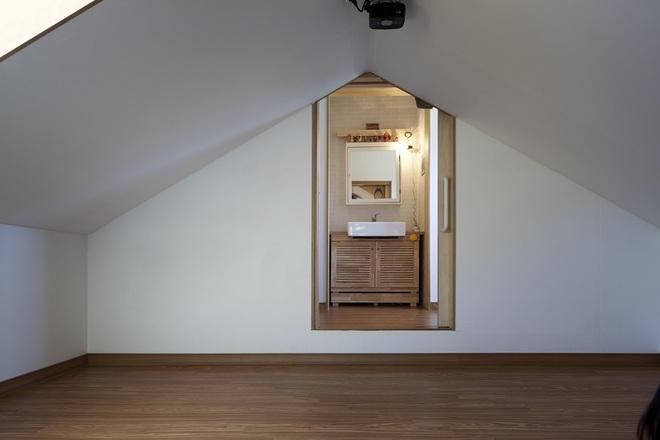 Ngôi nhà với phong cách tối giản đẹp như trong phim của gia đình 4 người ở Hàn Quốc - Ảnh 11.