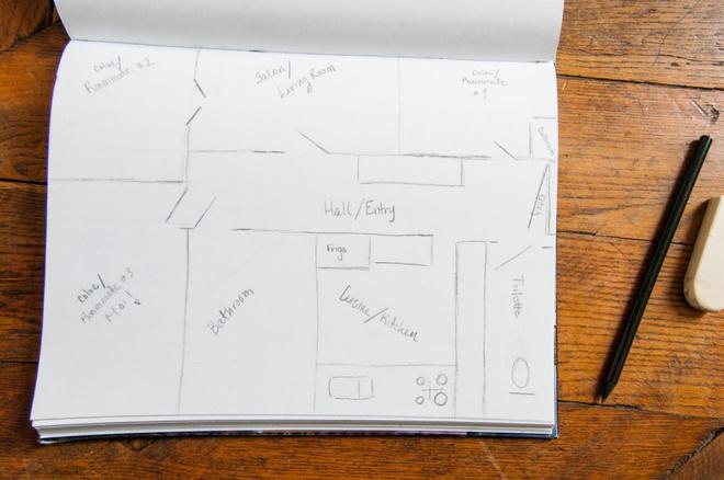 Chẳng cần kiến trúc sư, chủ nhân căn hộ tự tay trang trí nhà khiến ai nhìn cũng yêu - Ảnh 2.
