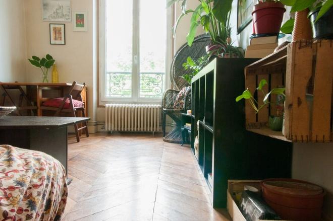 Chẳng cần kiến trúc sư, chủ nhân căn hộ tự tay trang trí nhà khiến ai nhìn cũng yêu - Ảnh 6.