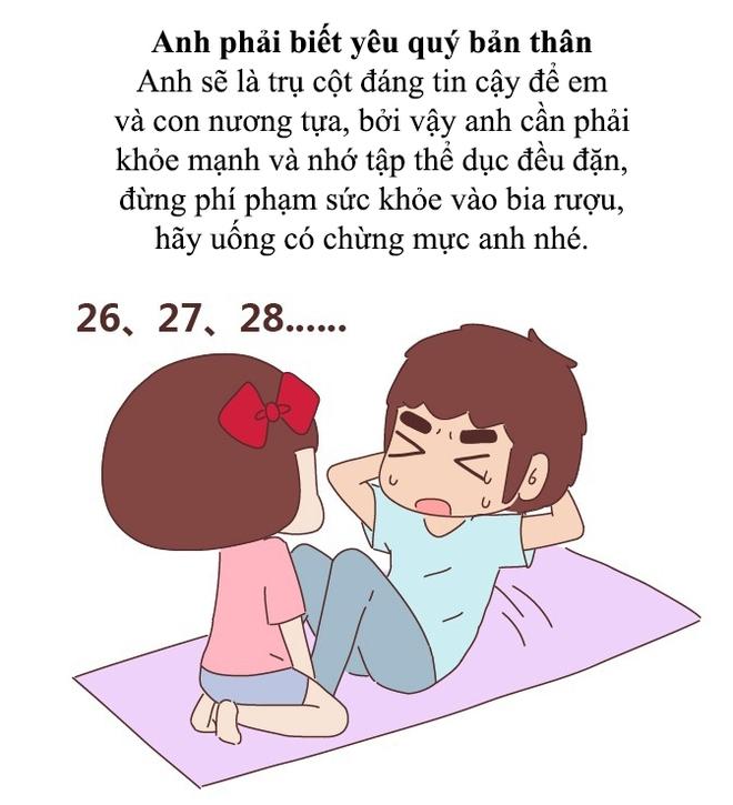 10 điều sâu kín vợ nào cũng muốn chồng có được - Ảnh 2.