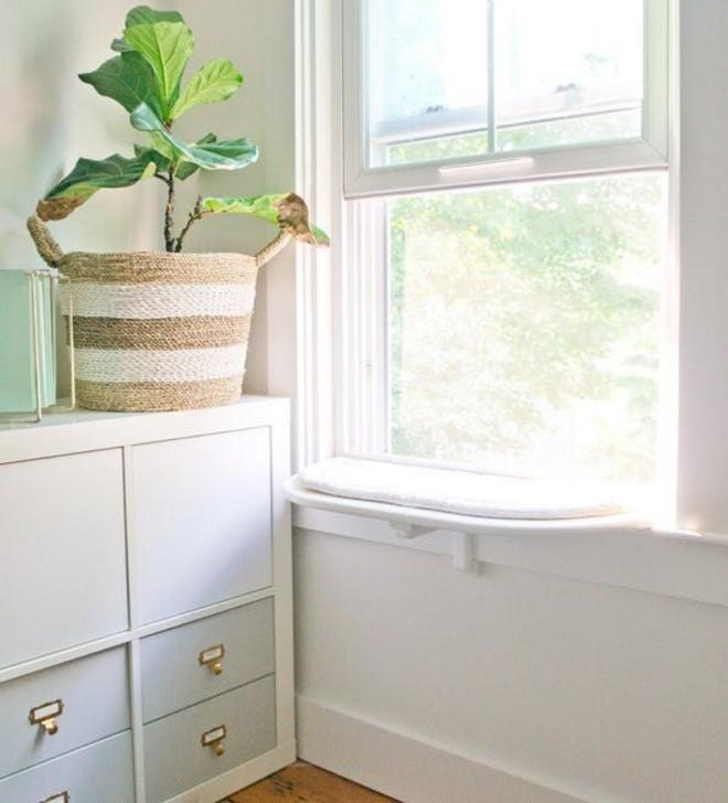 Phòng trang trí tuy đơn giản vẫn lung linh khi làm đẹp khung cửa sổ với 7 ý tưởng độc lạ này - Ảnh 3.