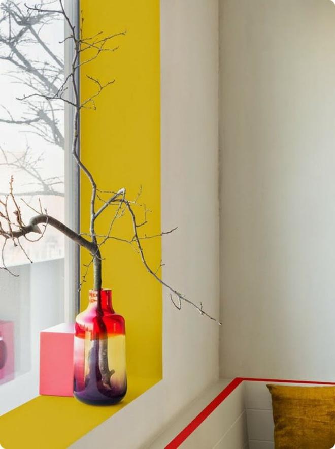 Phòng trang trí tuy đơn giản vẫn lung linh khi làm đẹp khung cửa sổ với 7 ý tưởng độc lạ này - Ảnh 6.