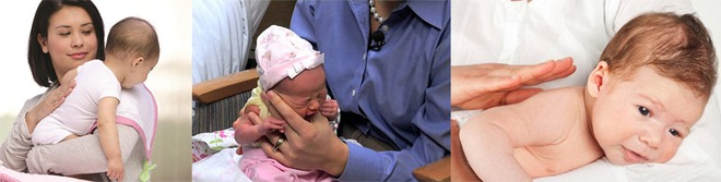 4 thời điểm trẻ sơ sinh khóc nhiều nhất và cách dỗ bé nín khóc - Ảnh 2.