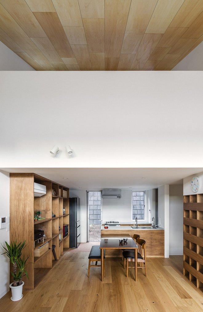 Ngôi nhà cổ Nhật Bản với kiến trúc mái lợp bằng gỗ khiến bao người phải xao xuyến - Ảnh 4.